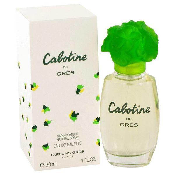 Gres Parfums Cabotine Eau de Toilette (EDT) 30ml Spray