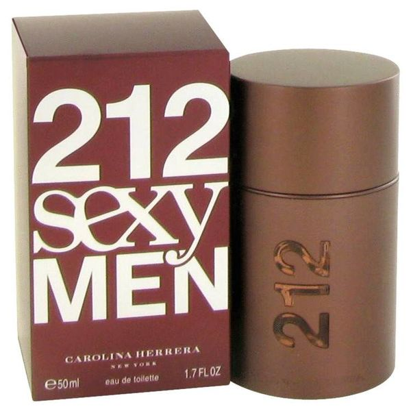 Carolina Herrera 212 sexy for Men EDT 50 ml