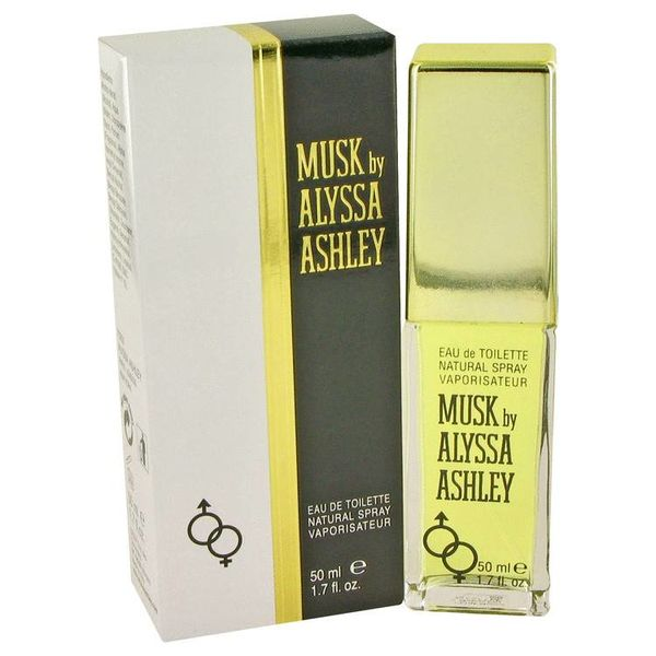Alyssa Ashley Musk Woman eau de toilette spray 50 ml