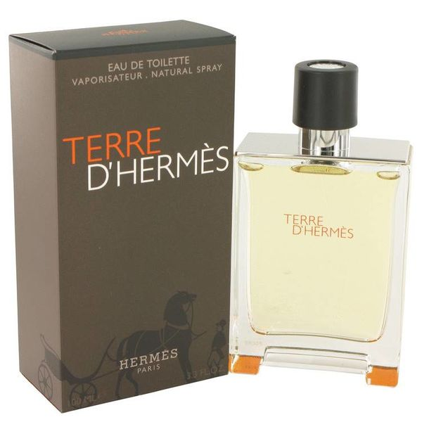 Hermes Terre D' Hermes Men eau de toilette spray 100 ml