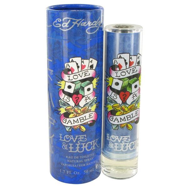 Ed Hardy Love & Luck Men eau de toilette spray 50 ml