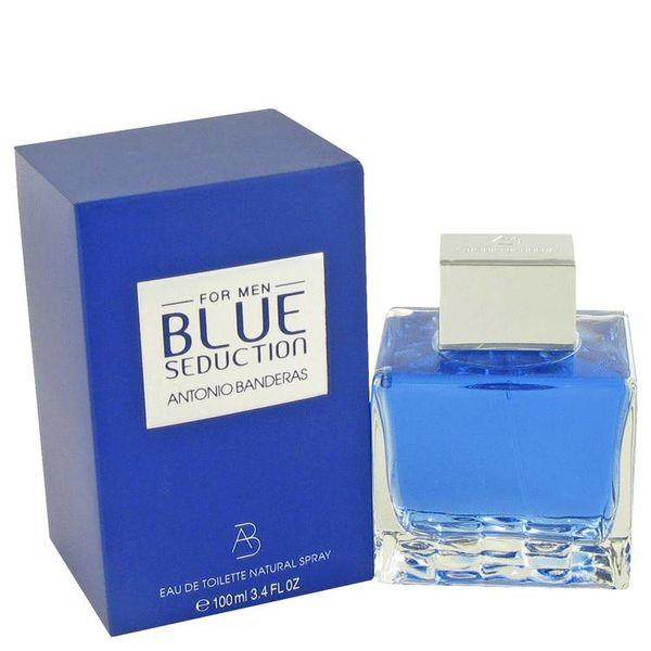 Antonio Banderas Blue Seduction Men eau de toilette spray 100 ml