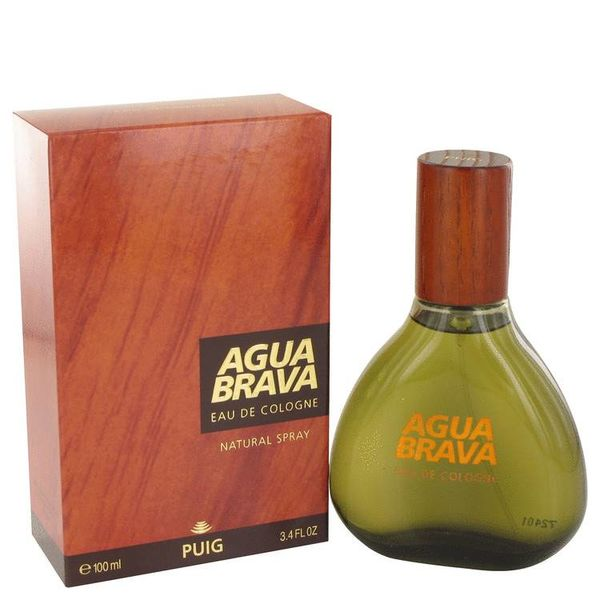 Antonio Puig Aqua Brava Men eau de cologne spray 100 ml
