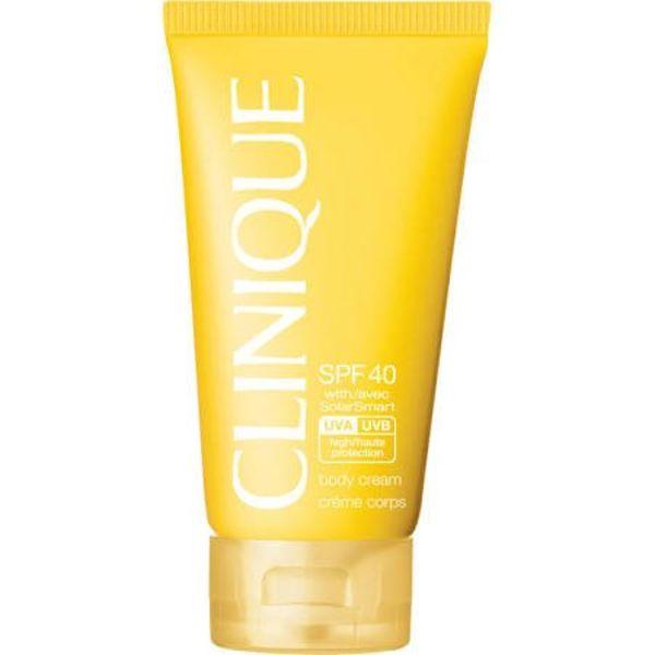 Clinique Body Cream Protection SPF40 150 ml