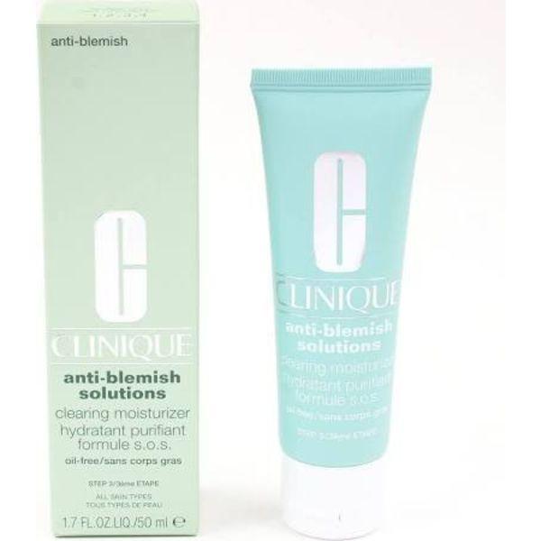 Clinique Anti-Blemish Solutions Clearing Moisturizer - 50 ml - Dagcreme