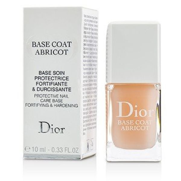 C.Dior Base Coat Abricot Protective Nail Care Base 10 ml