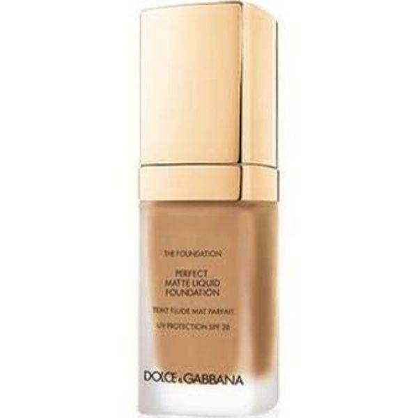 D&G The Foundation Perfect Matte Liquid #160 Soft Tan 30 ml