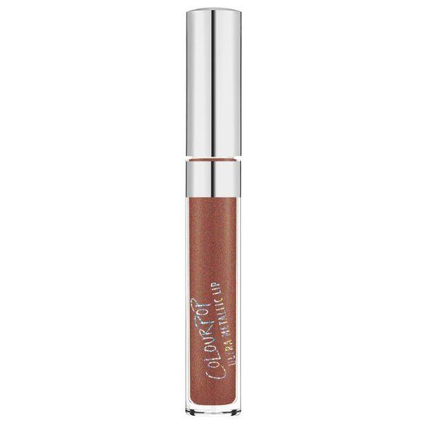 Colourpop Ultra Metallic Liquid lipstick Zebra