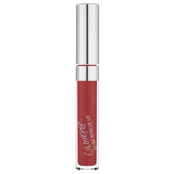 Colourpop Ultra Metallic Liquid Lipstick Mugshot