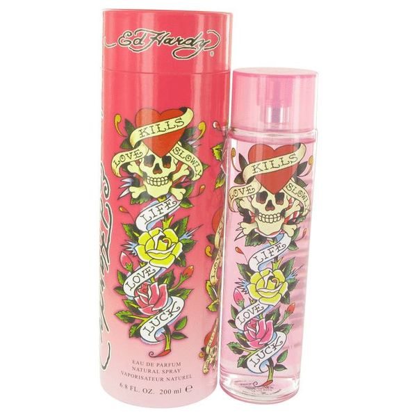 Ed Hardy 200 ml Eau De Parfum Spray