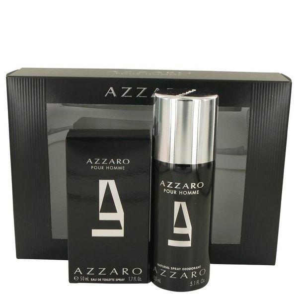 Azzaro Pour Homme Geschenkset, 50 ml EDT, 150 ml Deodorant Spray
