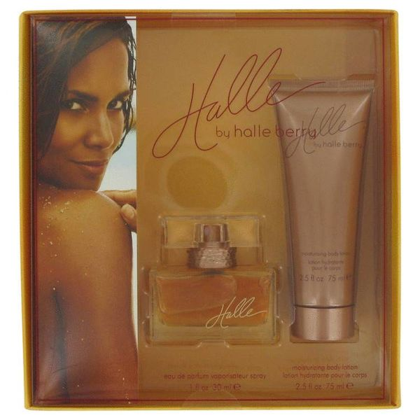 Halle Berry Women Cadeauset 30 ml EDT, 75 ml bodylotion
