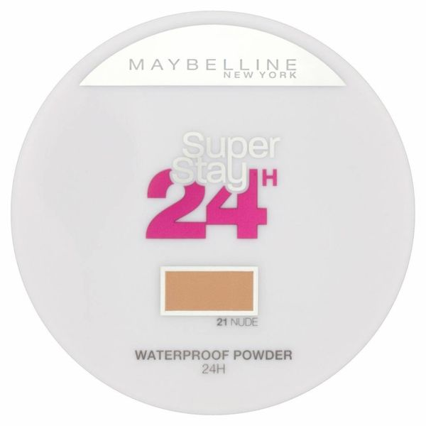 Maybelline Super Stay Powder 24H - 21 Nude - Poeder