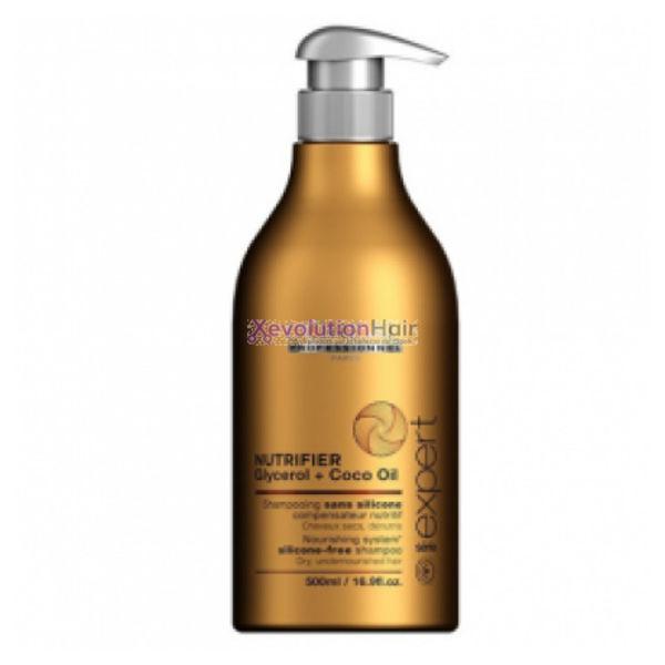 L'Oréal SE Nutrifier Shampoo 500ml