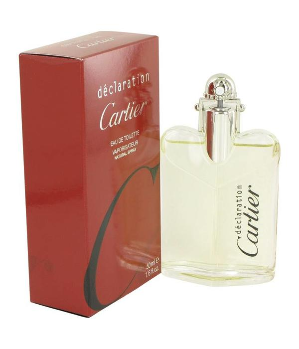 Cartier Cartier Declaration Men eau de toilette spray 50 ml