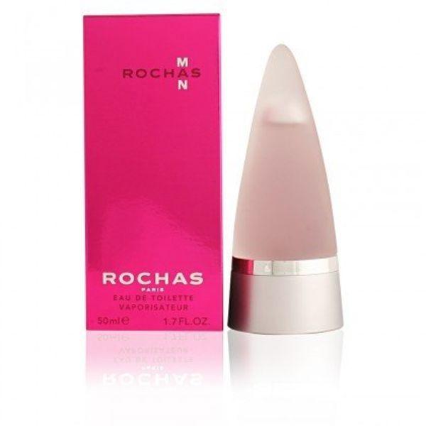 Rochas Man Edt Spray 50 ml