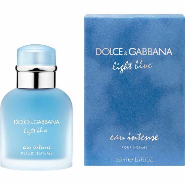 D&G Light Blue Eau Intense Pour Homme Edp Spray