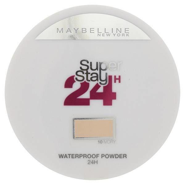 Maybelline Superstay 24H Waterproof Powder  IVORY