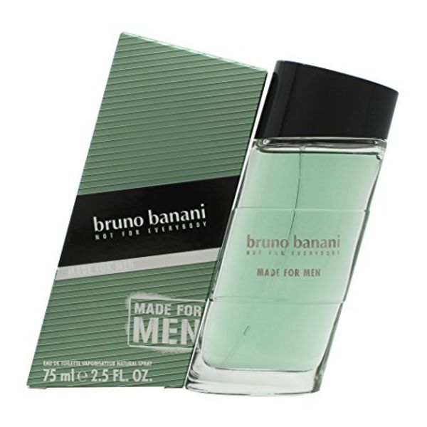 Bruno Banani Made For Men Edt Spray 75 ml