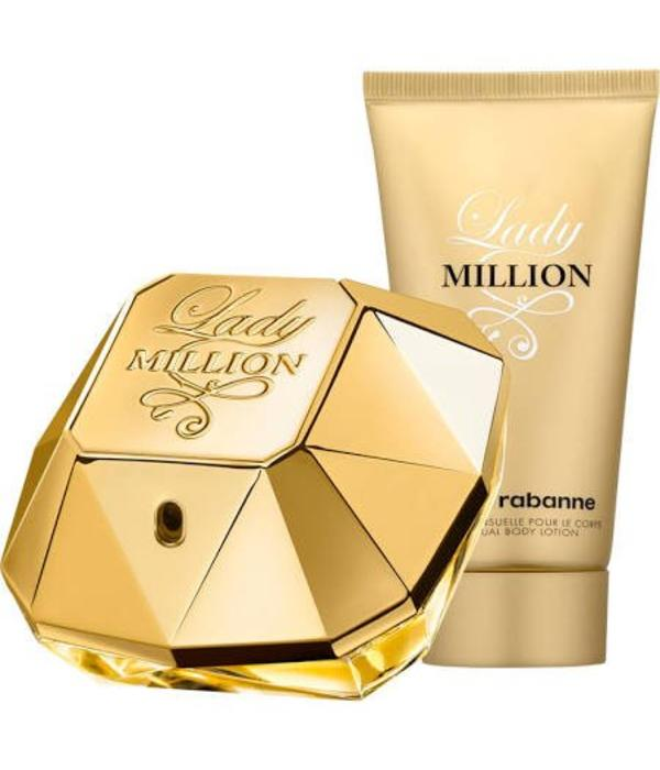 Paco Rabanne Paco Rabanne Lady Million Giftset 125 ml