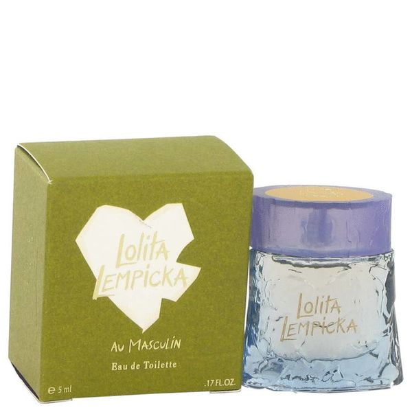 Lolita Lempicka Au Masculine eau de toilette spray 5 ml mini