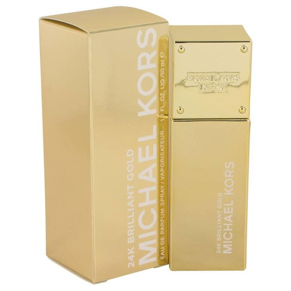 Michael Kors 24K Brillant Gold Eau de Perfume Spray 50 ml