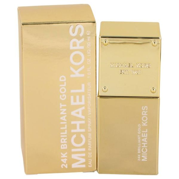 Michael Kors 24K Brillant Gold Eau de Perfume Spray 30 ml