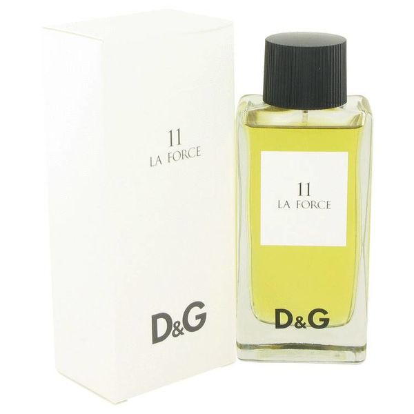 Dolce & Gabanna La Force 11 Woman EDT 100 ml - Zonder verpakking