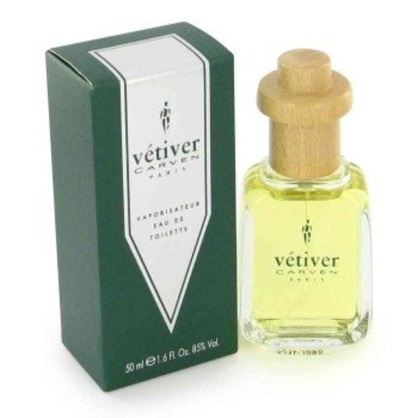 Carven Vetiver Men EDT 30 ml oude verpakking!