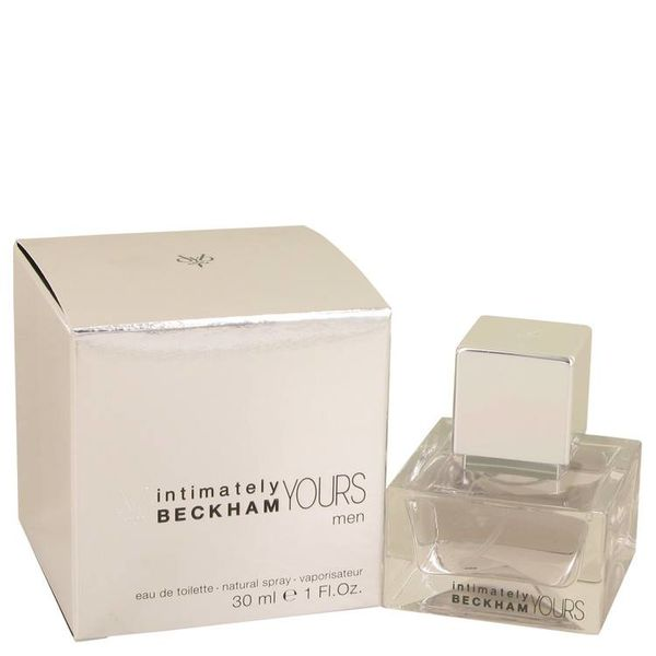 David Beckham Intimately Yours Men eau de toilette spray 30 ml