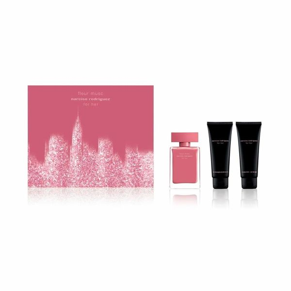Narciso Rodriguez Fleur Musc For Her Giftset