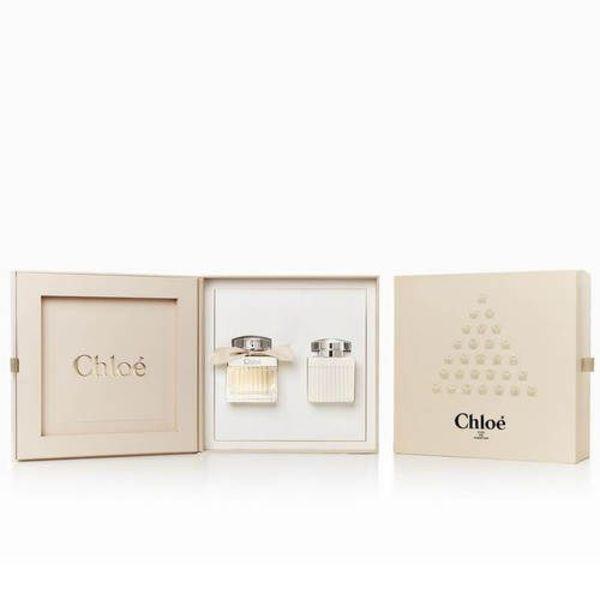 Chloe By Chloe Giftset EDP spray 50 ml + body lotion 100 ml