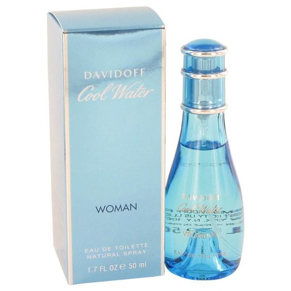 Davidoff - Cool Water Woman EDT 200 ml