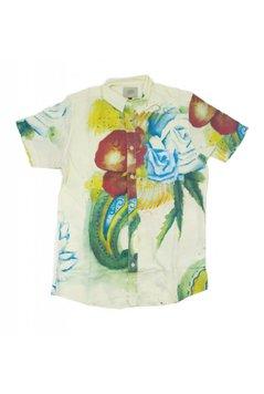 Belbin Aquarell-Blumen Deus
