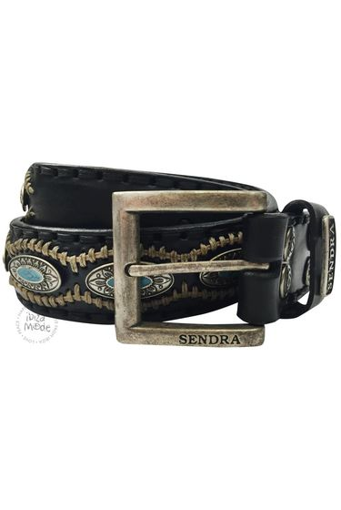 Sendra Belt Negro - Black