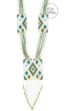 Mamagayo Navajos Halskette - Türkis