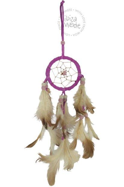 Small Dreamcatcher - Pink