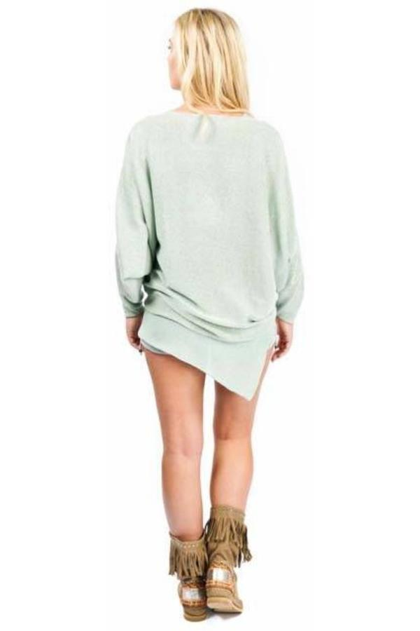 Beatrice San Francisco Batwing Jacke Beatrice San Francisco - Mint / Mint Oro