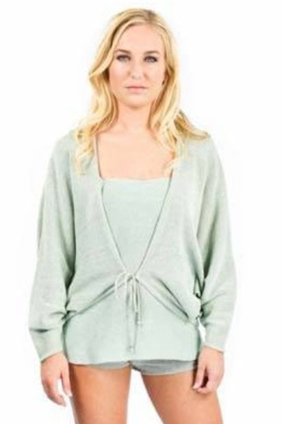 Beatrice San Francisco Batwing Jacke Beatrice San Francisco - Mint