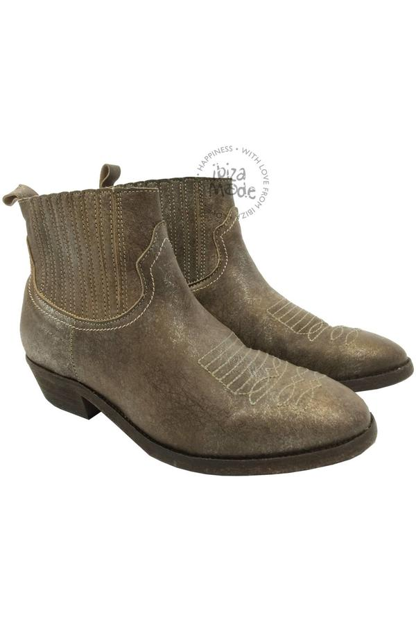 Catarina Martins Olsen Vesuvio Chelsea Boots Catarina Martins - Taupe
