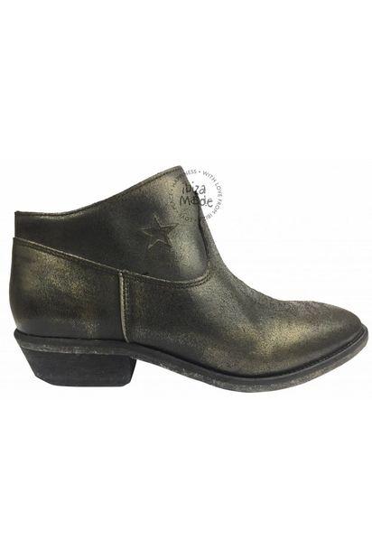 Catarina Martins Olsen Boots Jamaica Low Zip Catarina Martins - Gold