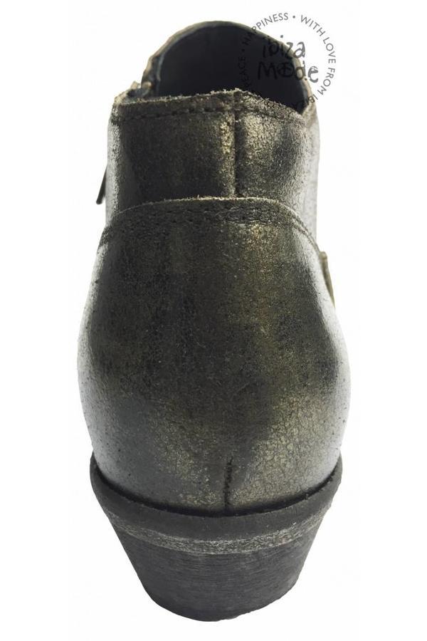 Catarina Martins Olsen Boots Jamaika Low Zip Catarina Martins - Gold