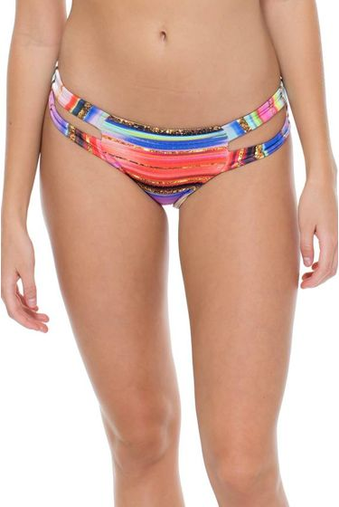 Bikini Bottoms Stripes Reversible - Multi