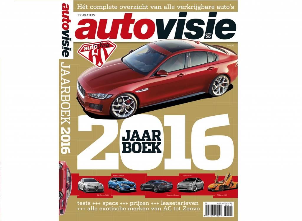 Autovisie Jaarboek 2016