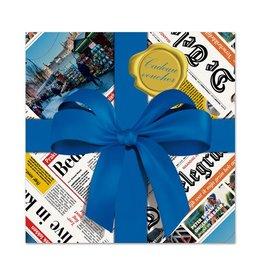 Cadeau abonnement De Telegraaf