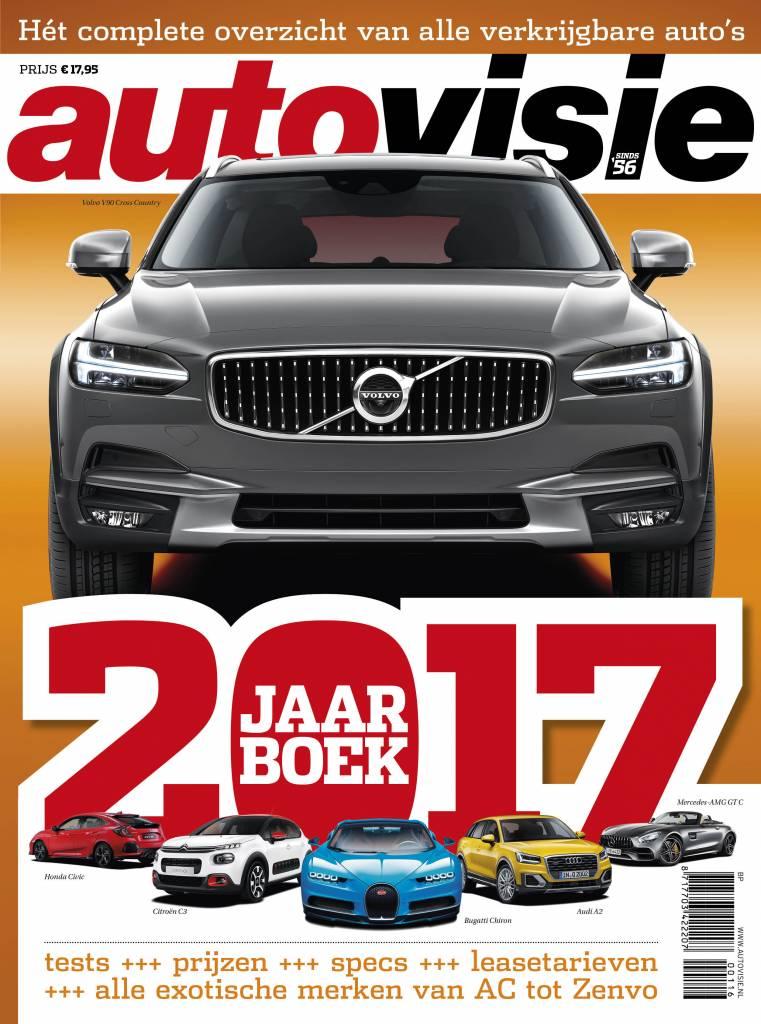 Autovisie Jaarboek 2017