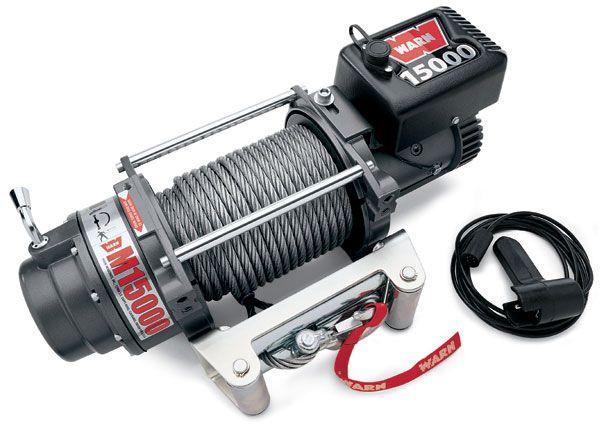 Warn M15000 12 volt