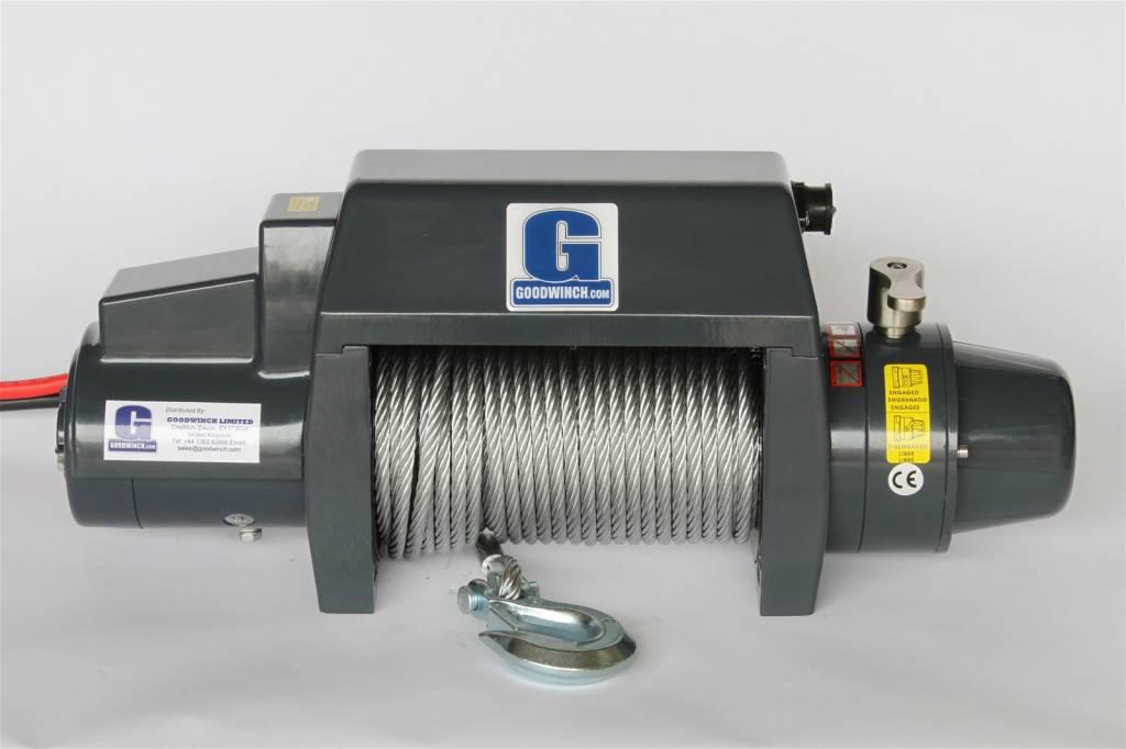 Goodwinch TDSi 9500 12 volt