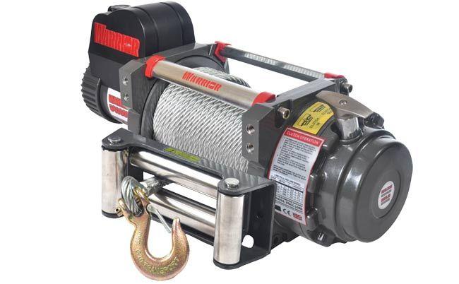 Warrior C4000 EN 12 volt