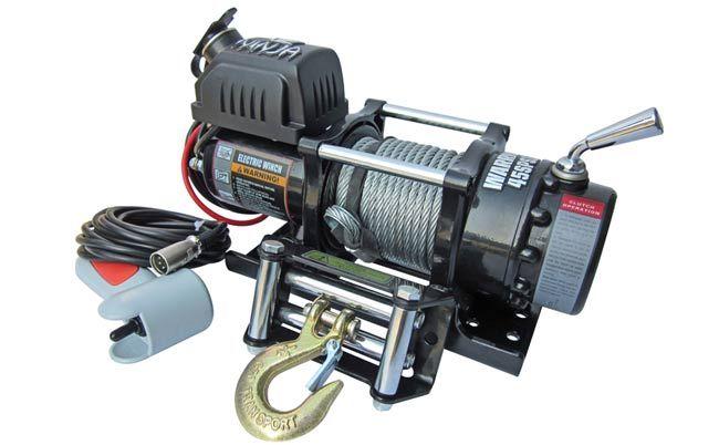 Warrior Ninja 4500 12 volt
